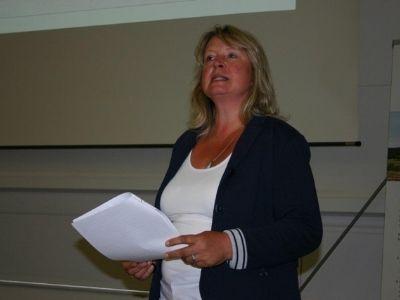 Vortrag Rednerin Claudia Mönch