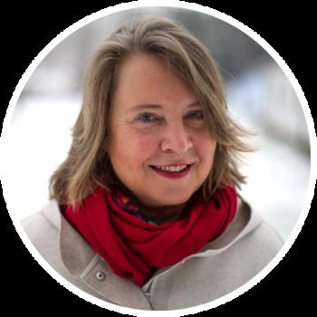 Claudia Mönch Landwirtschaftliche Expertin