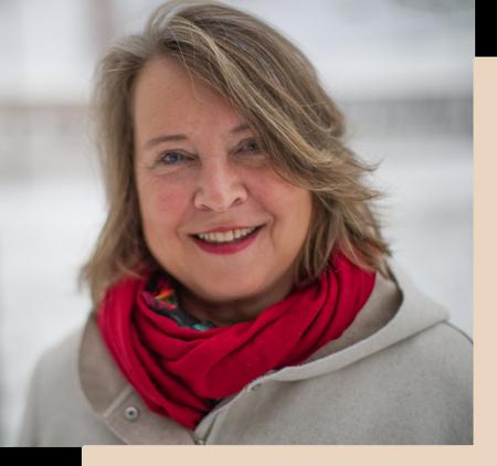 Agrarexpertin Claudia Mönch Portraet