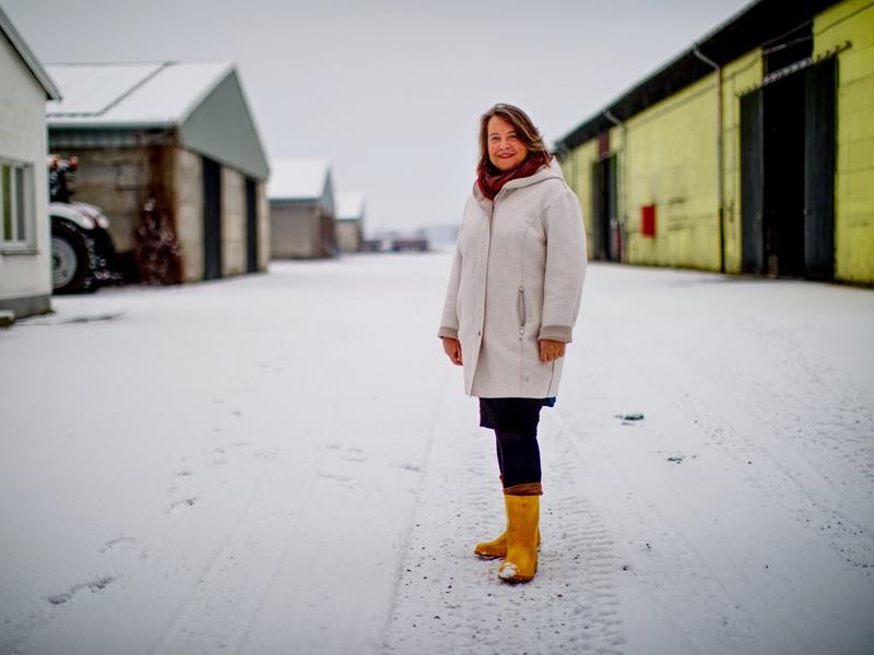 Claudia Moench Landwirtschaft