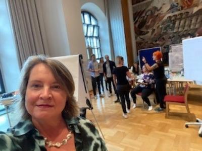 Innovationchallenge Teilnehmerin Claudia Mönch