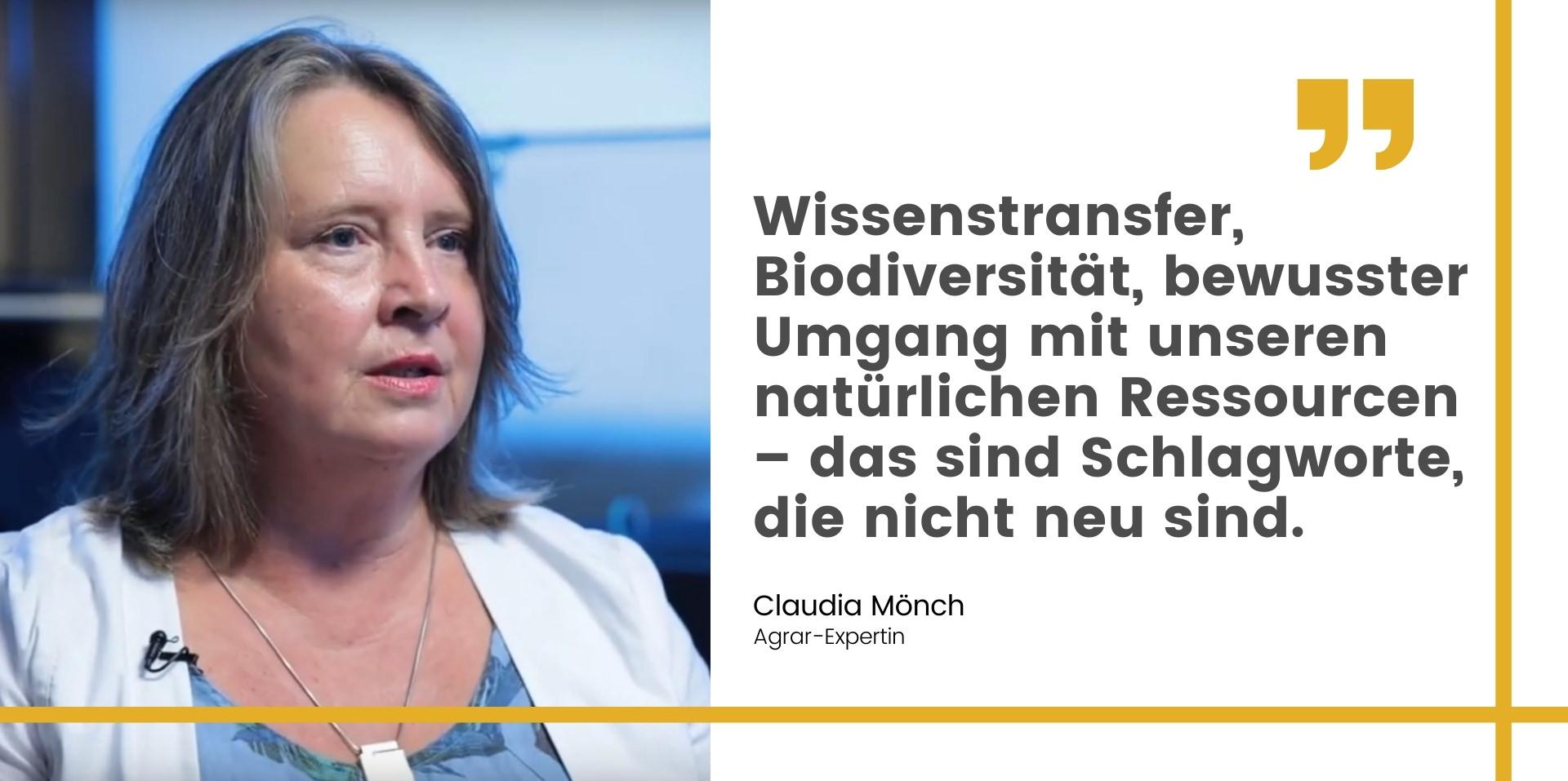 Zitat Claudia Mönch