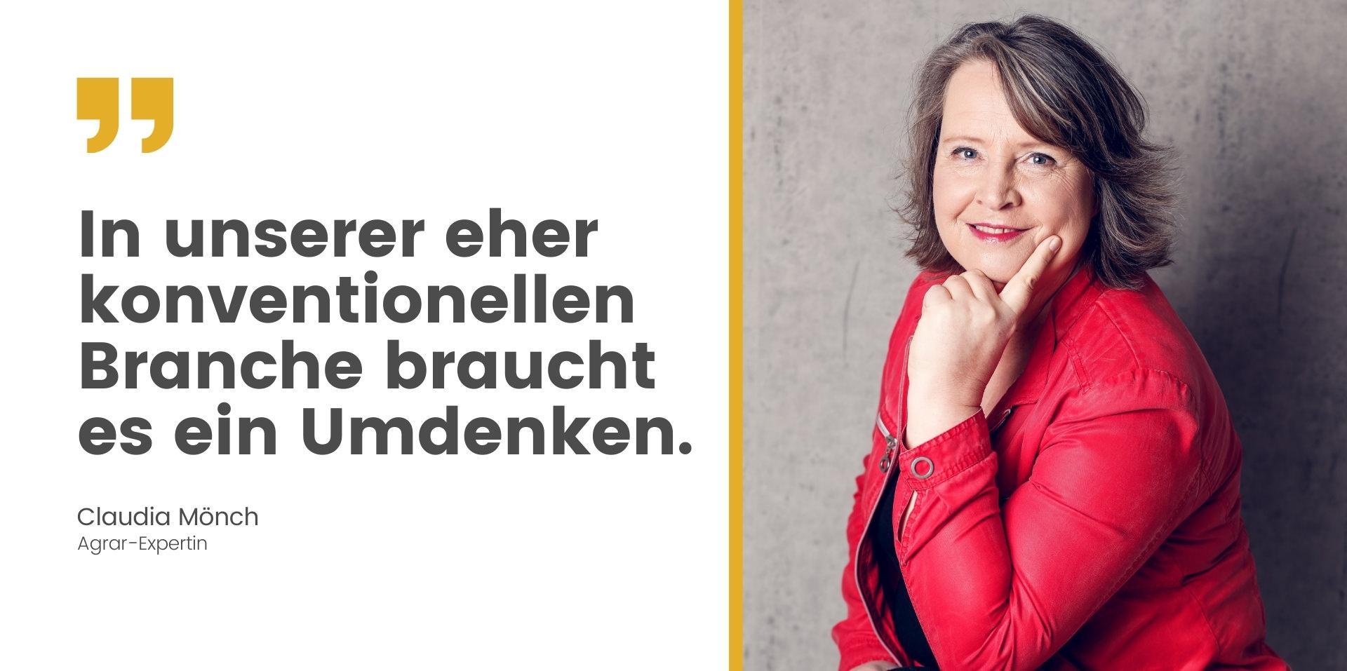 Claudia Mönch Zitat